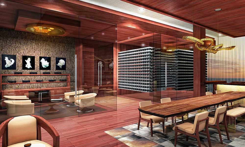 LW 6 Wine Cigar Room