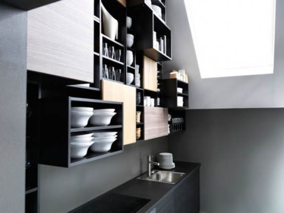 Awesome-Smart-METOD-Kitchen-By-IKEA-With-dark-wooden-dark-kitchen-table-sink-oven-stove-cabinet-and-skylight-ceiling.jpg