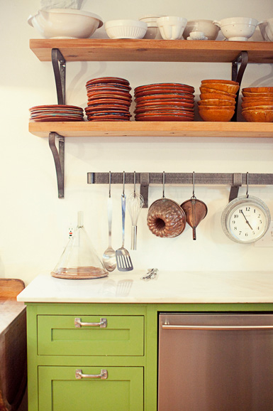 Kitchens full moon tiny shelters for Kitchen decor blogs