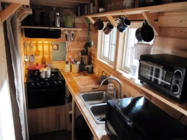 meg and joes tiny house tour kitchenjpg