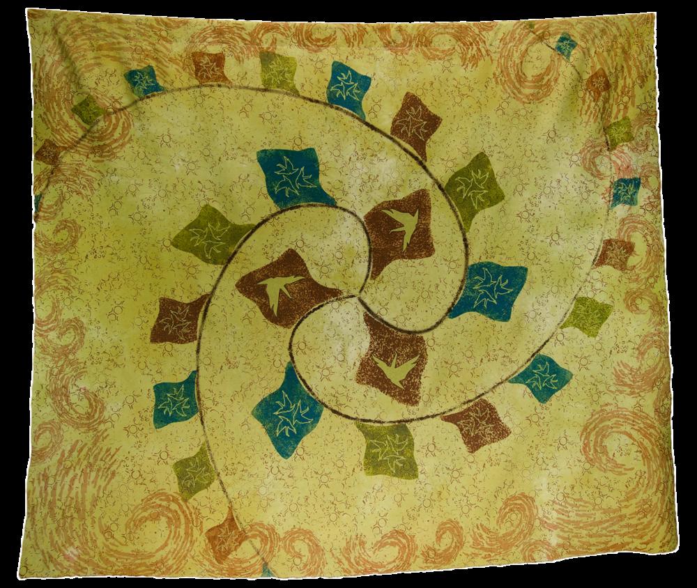 Spiral Flags