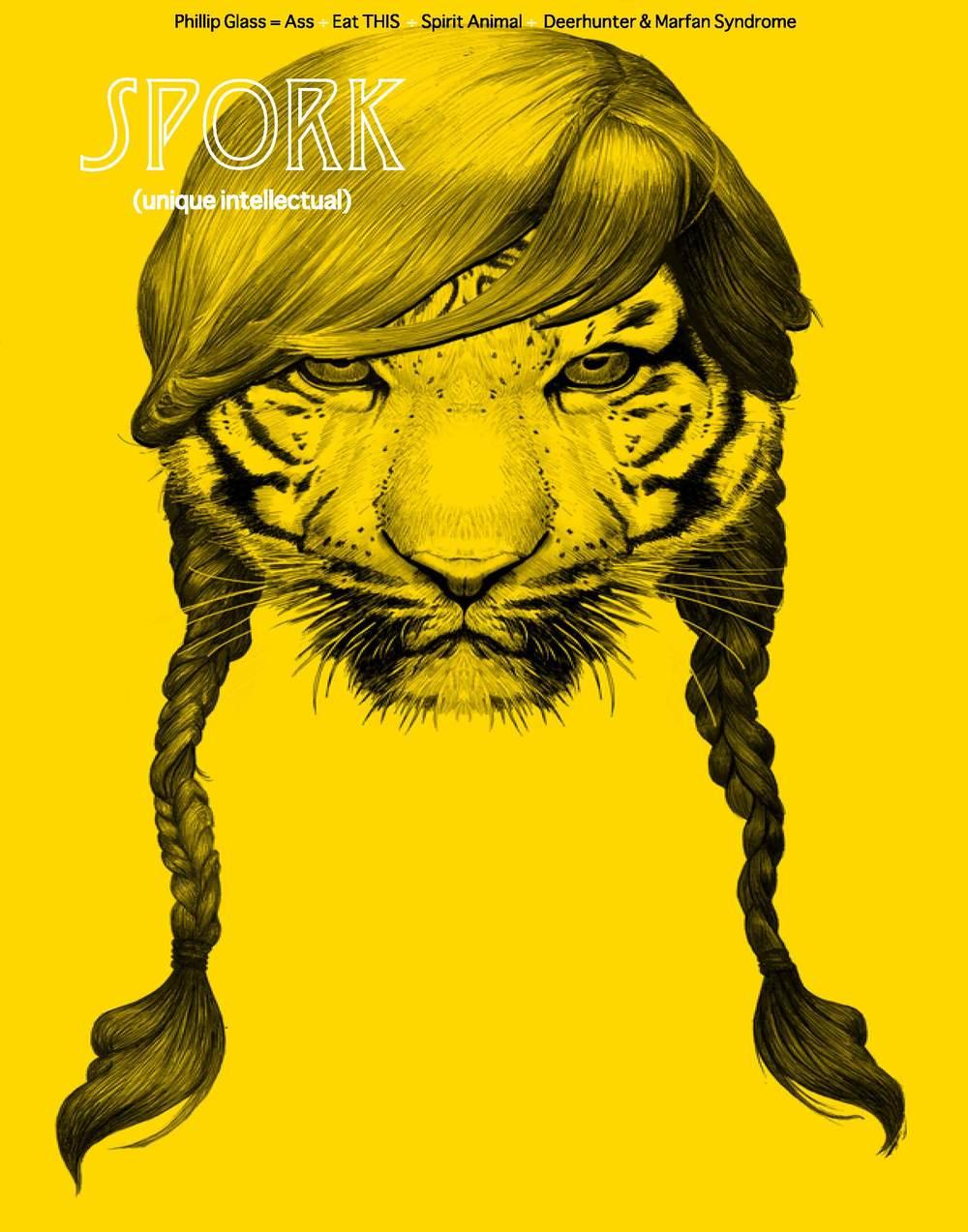 Original Concept SPORK! Cover - 2010