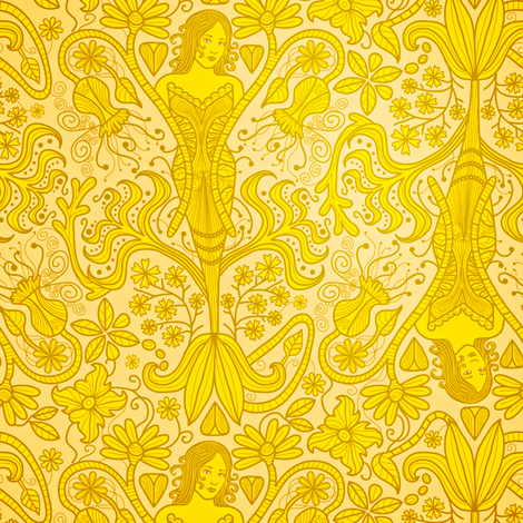 Behind The Yellow Wallpaper A Look At Women And Mental Health  Spork Behind The Yellow Wallpaper A Look At Women And Mental Health