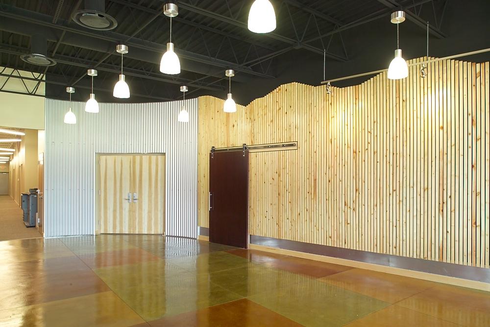 New Coop Lobby