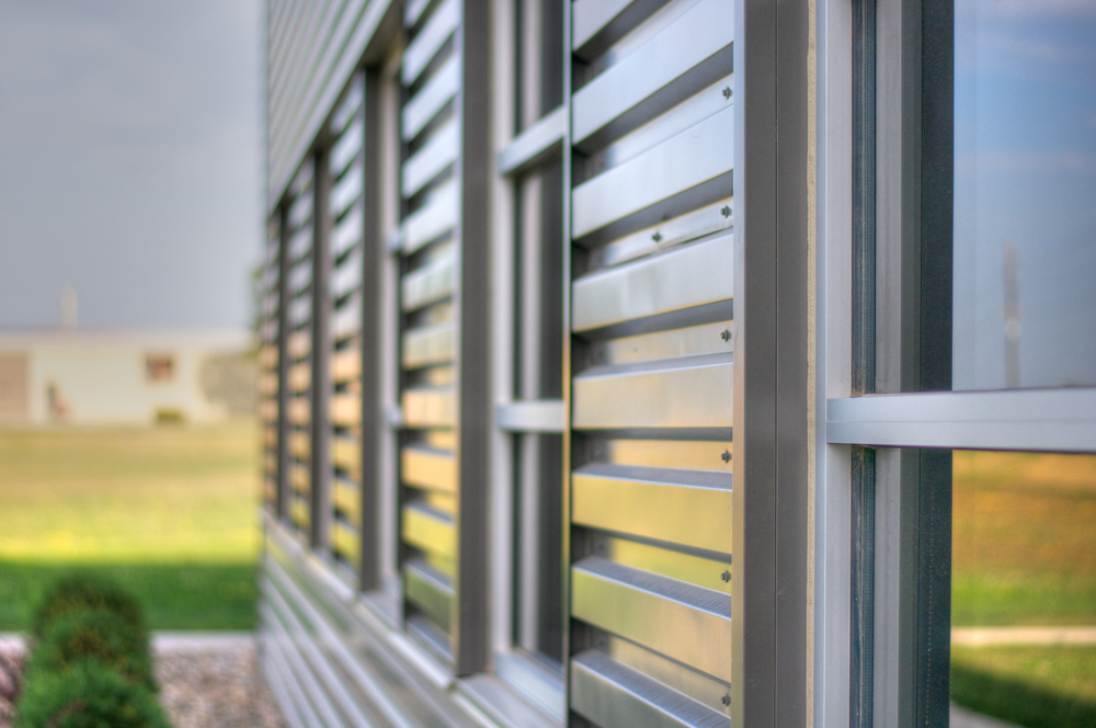 Meridian Metal Siding