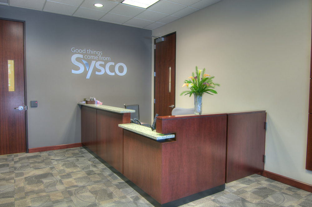 Sysco Front Desk