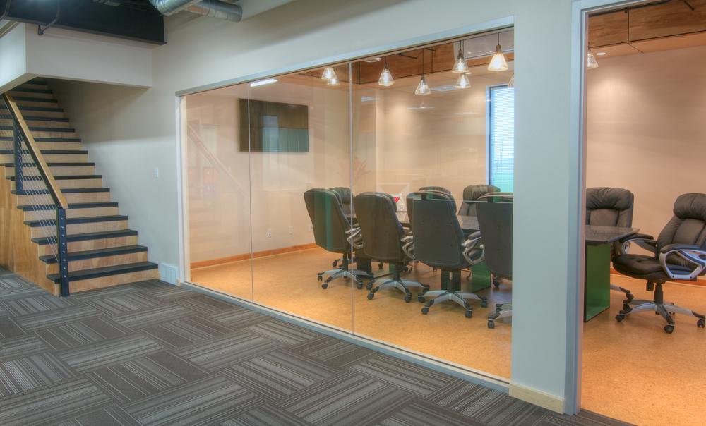 Woodruff Construction Meeting Room