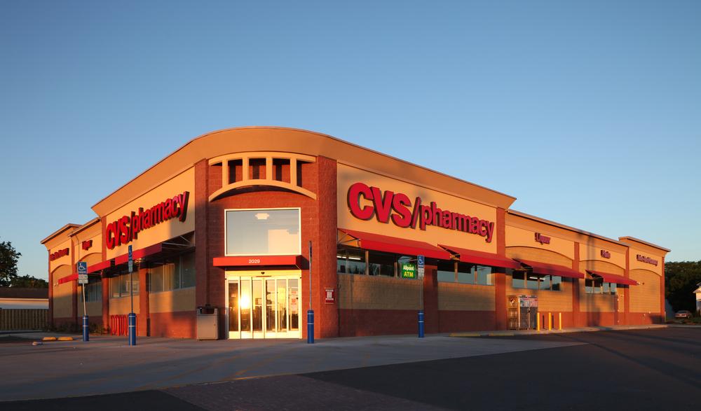 CVS Pharmacy Entrance