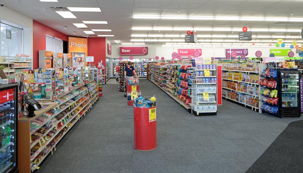 CVS Pharmacy Interior 1