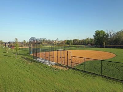 College CSD Ball Fields - Construction