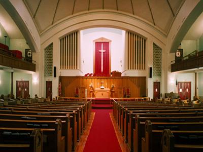 First United Methodist Church - Design|Build