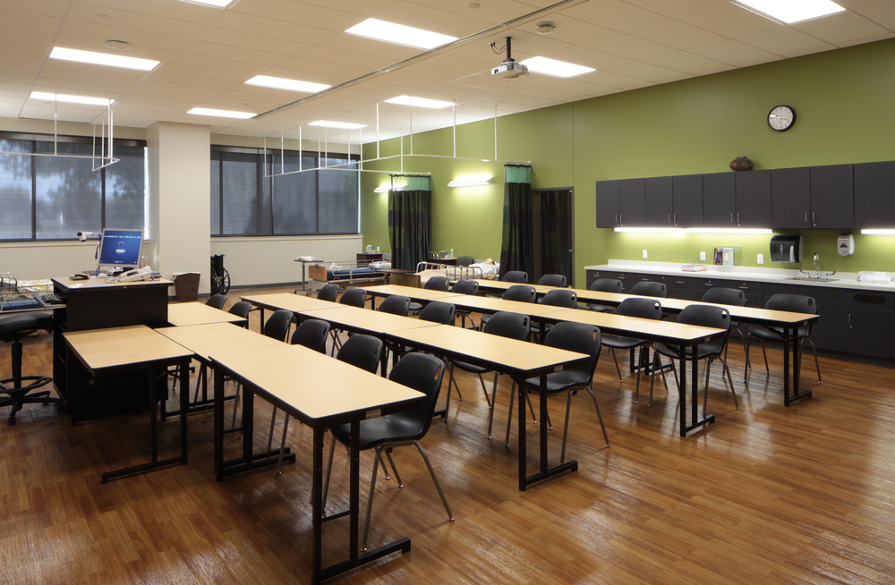 Kirkwood Classroom