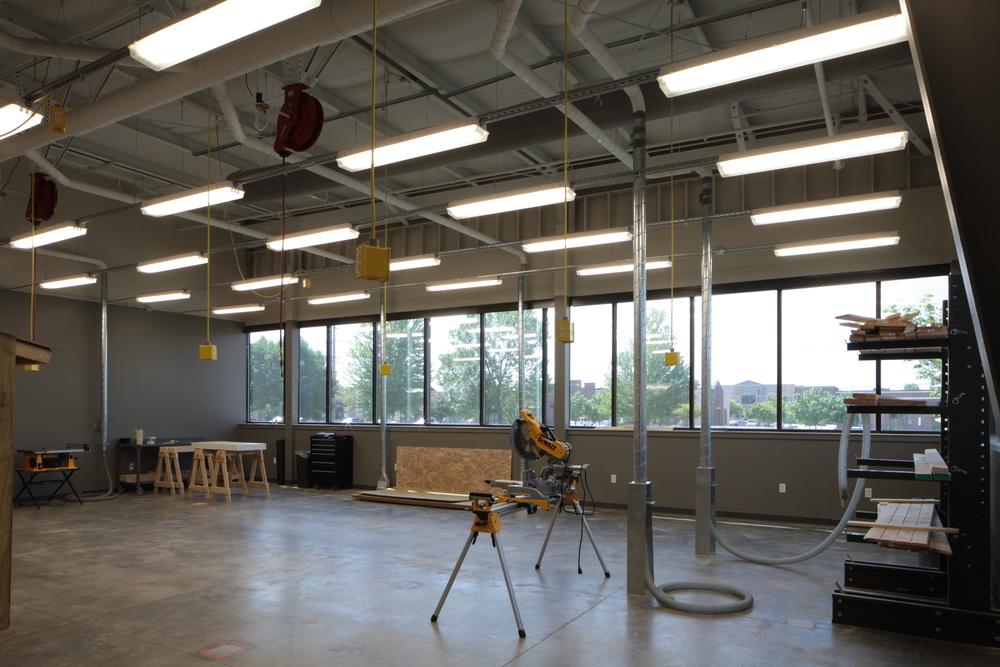 Kirkwood Industrial Classroom