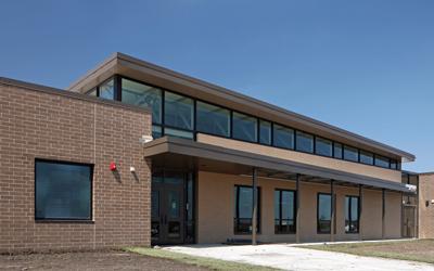 Ames CSD Edwards Elementary - Construction