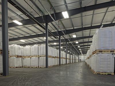 CJ Bio America Storage Facility - Construction