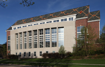 ISU Hixson Lied - Construction