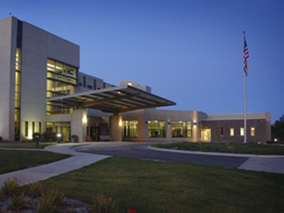 TRMC Cancer Center - Construction