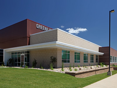 Greene County Medical Center - Construction