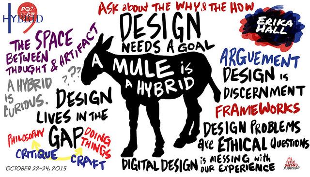 Erika Hall designers must be philosophers