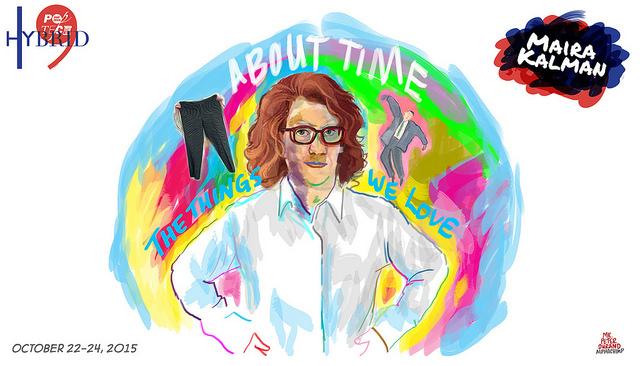 Maira Kalman Author Designer