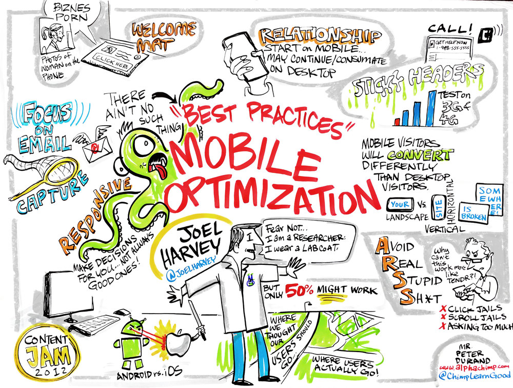 Joel Harvey Mobile Optimization