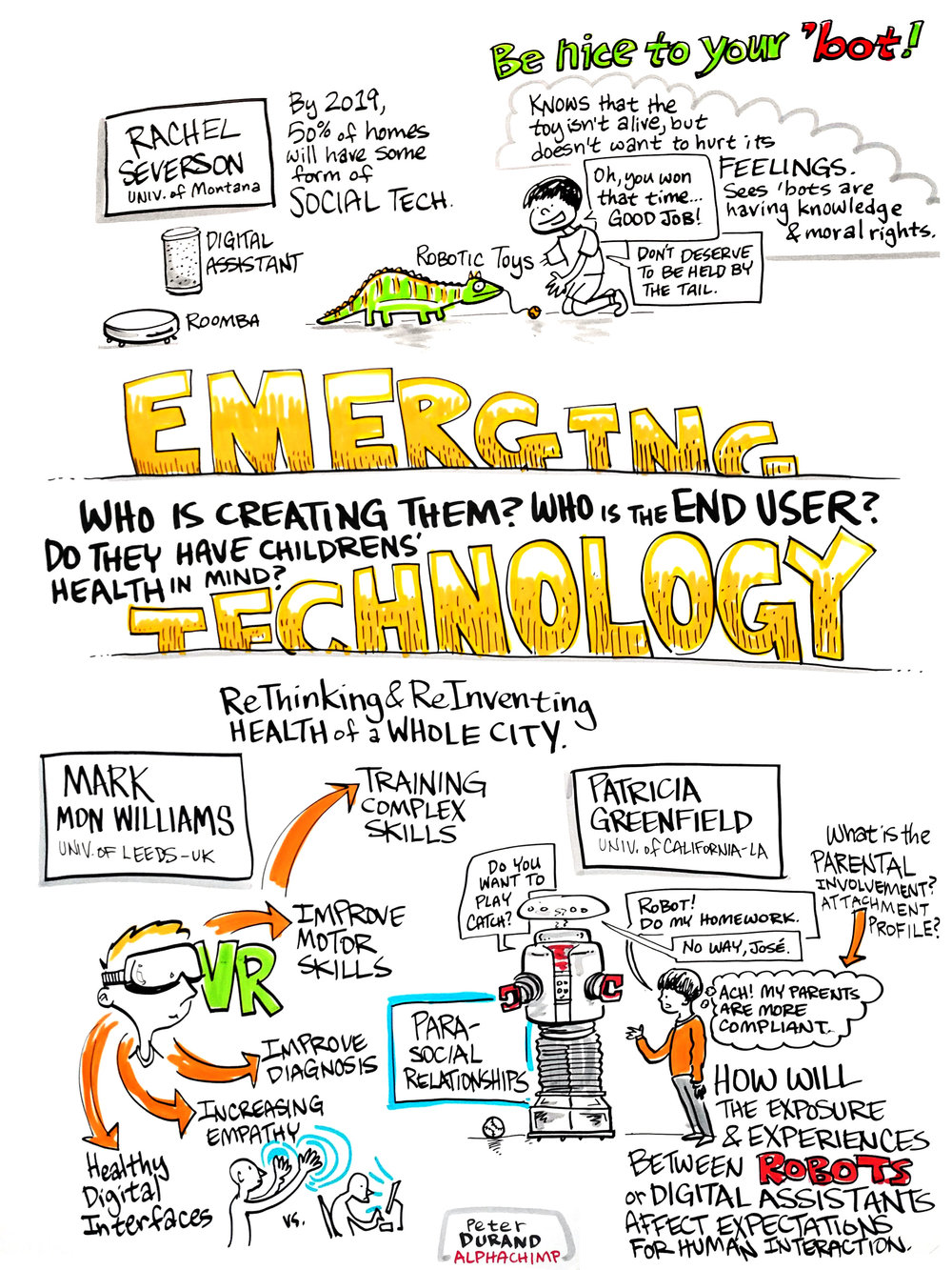 Emerging Technologies: Children's Engagement with Intelligent and Interactive Media
