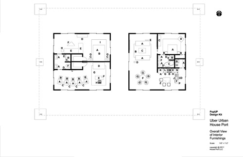 Urban Interior Design Kit