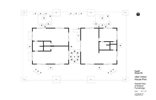 Urban Exterior Design Kit