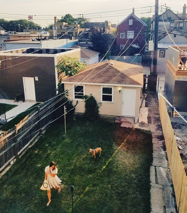 Craving backyard times.