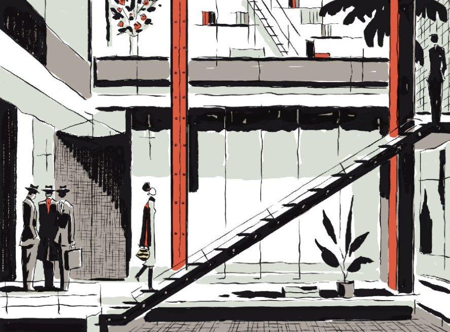 La Maison de Verre