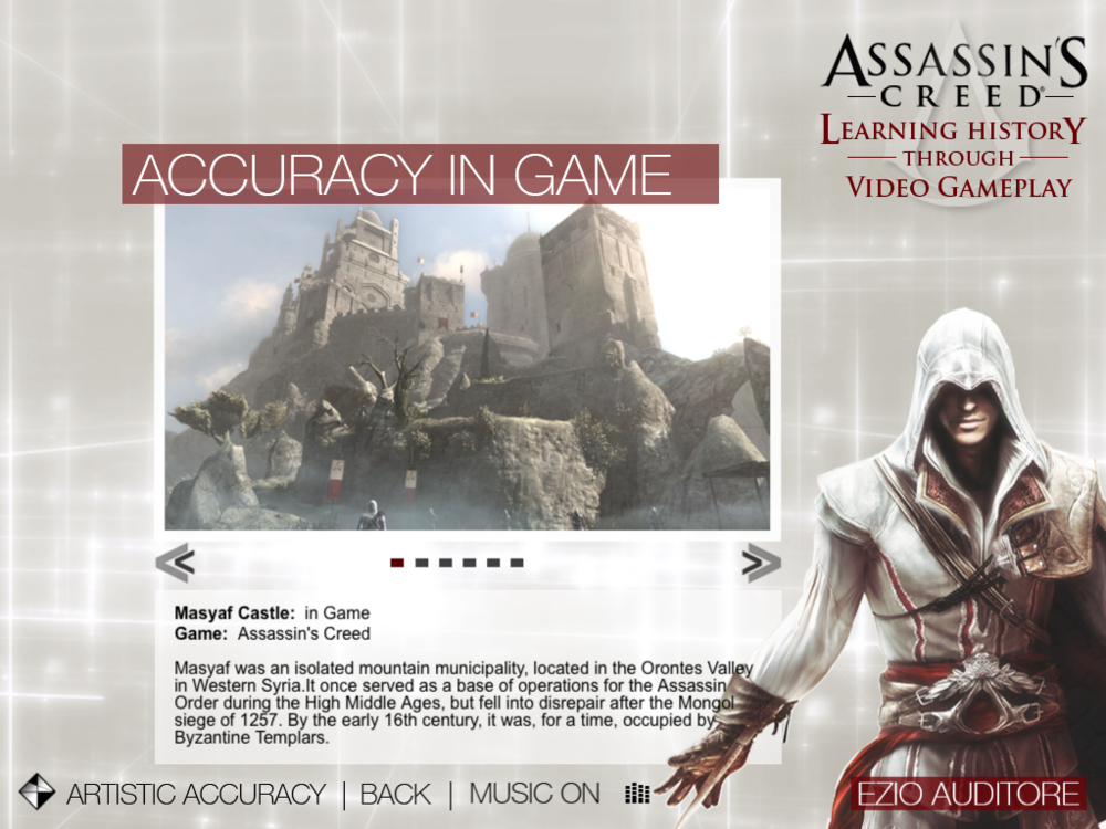 Assassin's Creed - Learning History|Artistic Accuracy - Syria