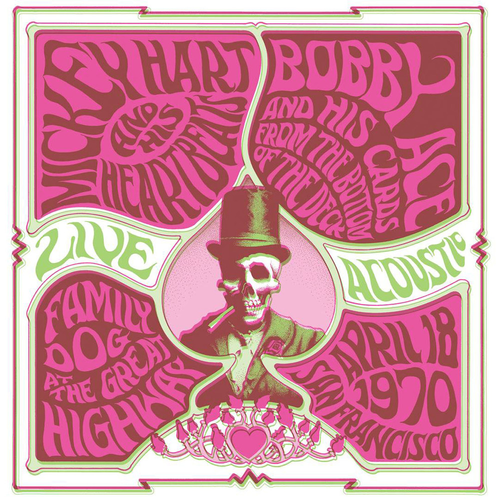 Grateful Dead 2-LP