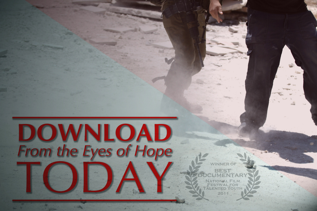FINALLY! You can download your copy of From the Eyes of Hope straight to your computer. And the best part is that there are no shipping costs! (Click to image above to start).