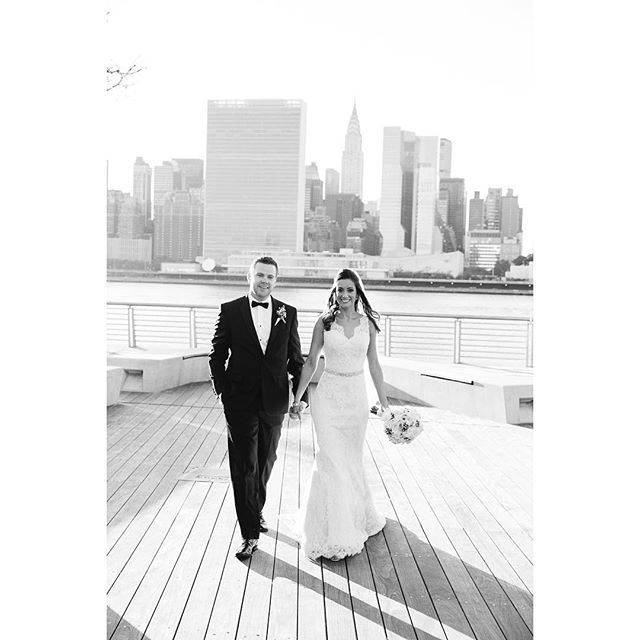 Now up on the blog is Shauna and Kevin's dreamy waterfront wedding overlooking the Manhattan skyline. Head over to the blog to view our favorits from this day captured by Jacob and Lindsay (link in profile)