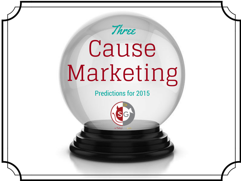 cause marketing predictions