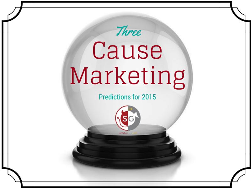 cause marketing predictions