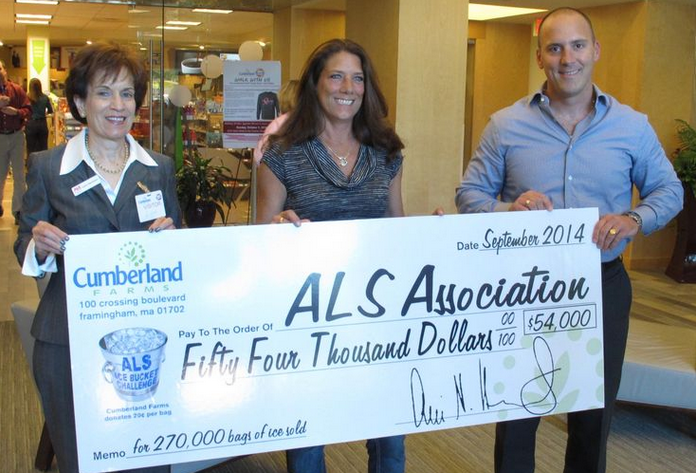 cumberland farms supports als