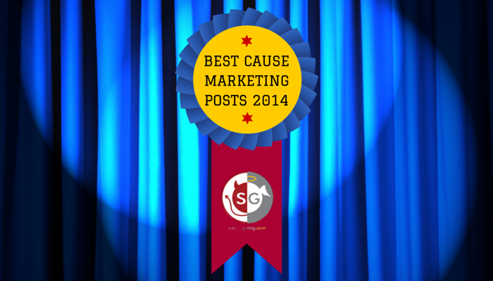 best cause marketing posts