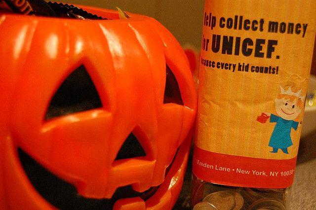 halloween charity pinup