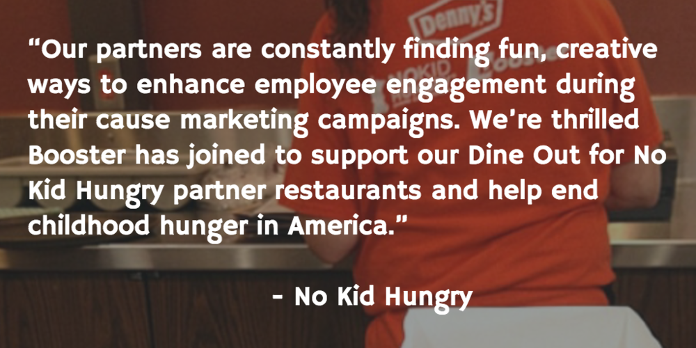 no kid hungry booster