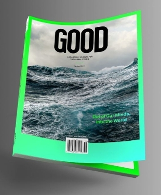 The latest issue of GOOD!