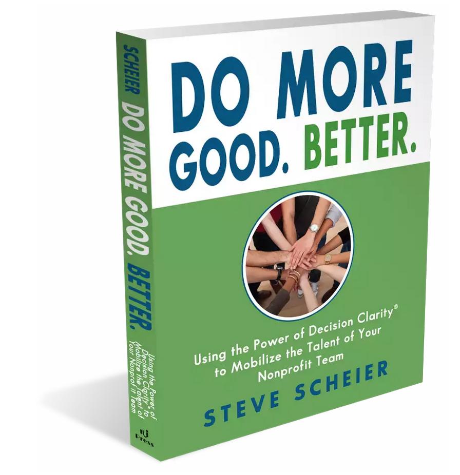do more good better