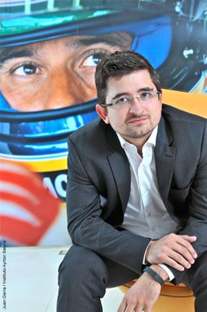 Marco Crespo, Ayrton Senna Institute