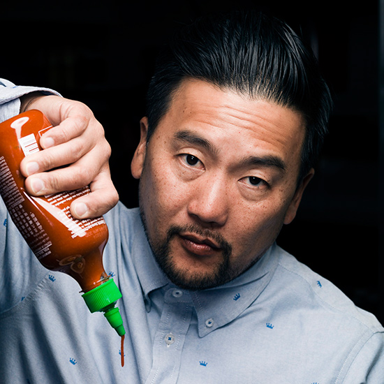 Celebrity Chef Roy Choi, 3 Worlds Cafe Food Truck