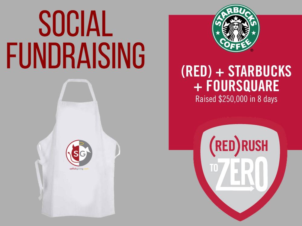 social fundraising