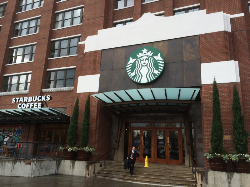 starbucks hq
