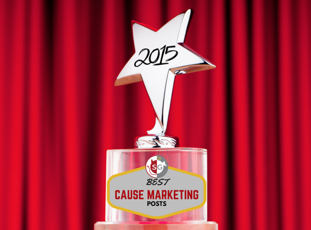 best cause marketing posts 2015