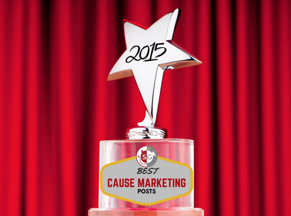 best cause marketing posts 2015