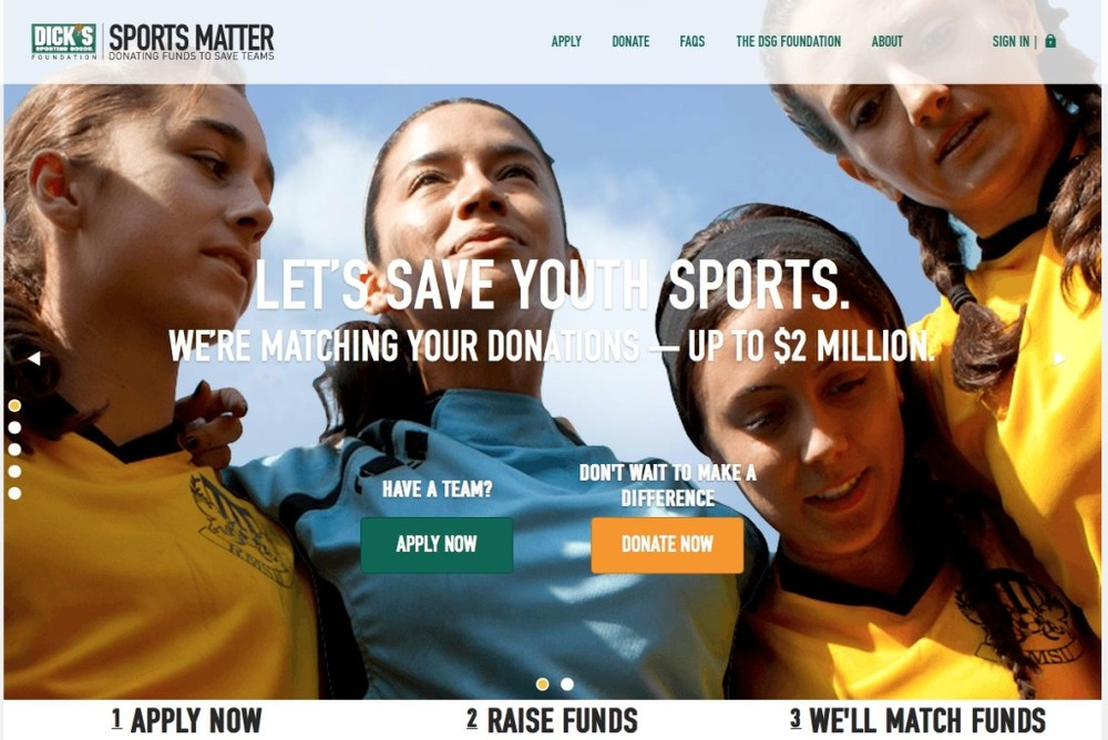 dick's sports matter