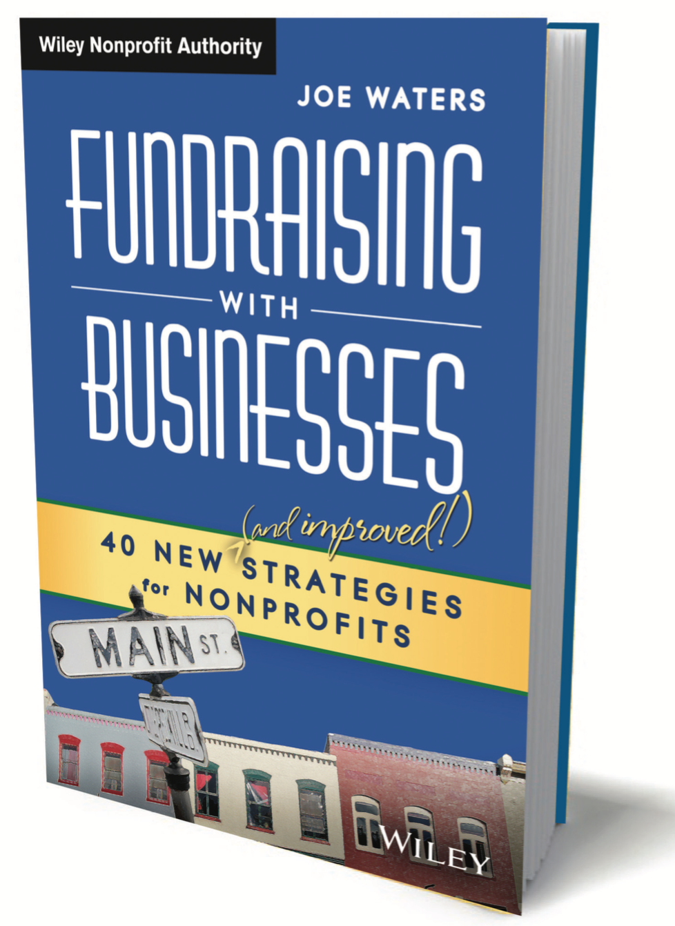 fundraising with business